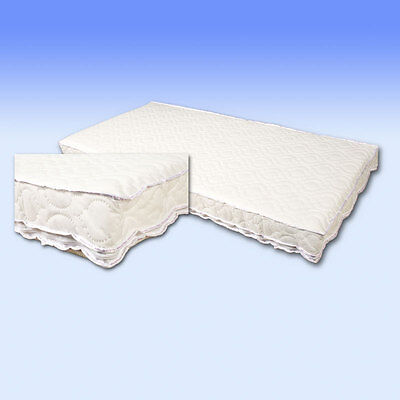 134 x 71 x 10 cm to fit Step 2 Bed - Safety Cot Bed Mattress - MADE IN UK