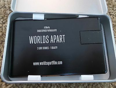 Worlds Apart Press Kit Fyc Limited Edition Promo Photos Trailer Interviews