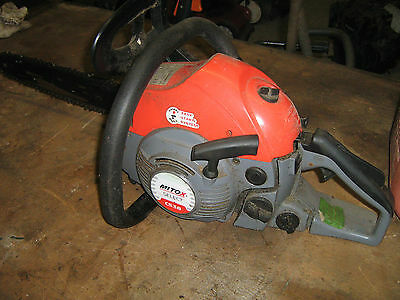 Mitox CS38 14in chainsaw
