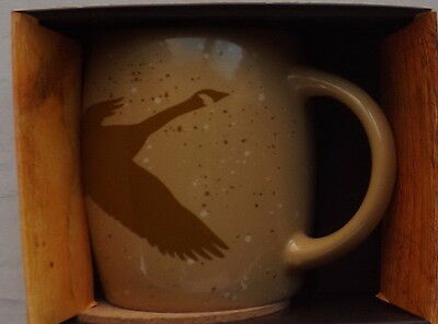 NEW 2016 Tim Horton's Christmas Limited Edition #16 Coffee Mug Goose In Gift Box