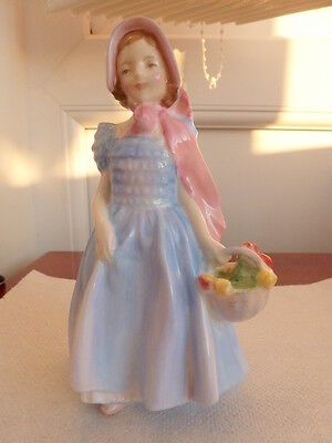 """Early Royal Doulton Figurine, """"wendy"""" Hn 2109"""
