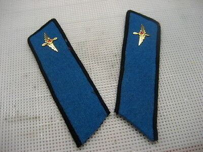 Russia Russian Air Force Collar Tabs Tabs WW2