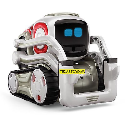 Anki Cozmo Interactive Robot With Real Emotions 2016 Hot Christmas Toy SEALED