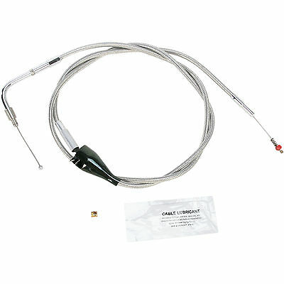 """Barnett Idle Cable Performance for Harley-Davidson 0651-0692 Natural 11 1/4""""/36"""