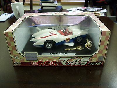 "Uni-Five Bandai SPEED RACER MACH 5 CHOGOKIN 8"" DIECAST RARE COLOR Variation"