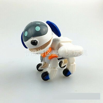 1PCS PAW PATROL Action Deformation Toy Robodog and shield Brand New E - A1