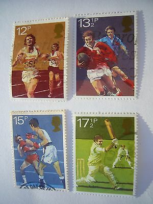 Sports Centenaries fine used set from 1980