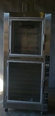 Used NuVu OP-2LFM Subway Convection Oven And Proofer-Electric, Free Shipping!