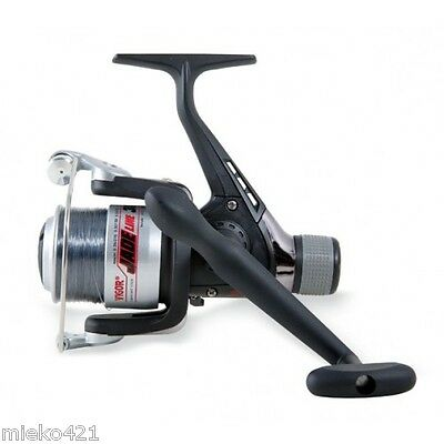 Coarse Jade 30 Spinning Fixed Spool Fishing Reel + Line
