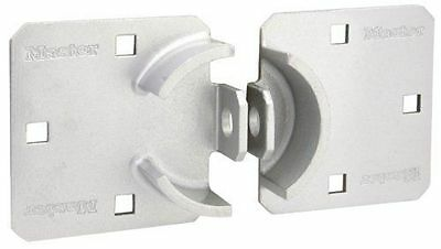 Master Lock 770 Hasp Fits 6271 Round Hidden Shackle Solid Steel Locks