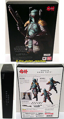 Bandai/Tamashii Nation STAR WARS Meisho Movie Realization RONIN BOBA FETT Figure