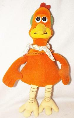 "Chicken Run ""ginger"" Plush, Very Adorable 33Cm Tall"