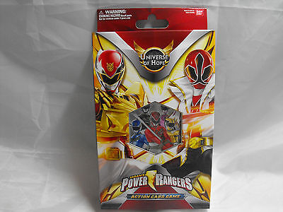 Power Rangers Universe Of Hope Starter Deck