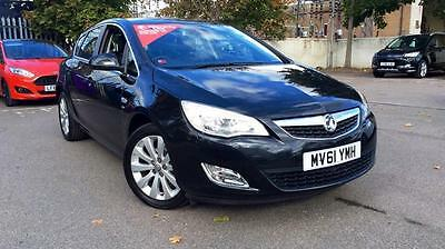 2011 Vauxhall Astra 1.6i 16V Elite 5dr Manual Petrol Hatchback