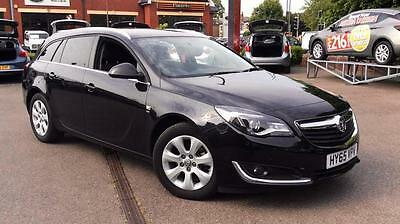 2015 Vauxhall Insignia 1.6 CDTi SRi Nav 5dr (Start St Manual Diesel Estate