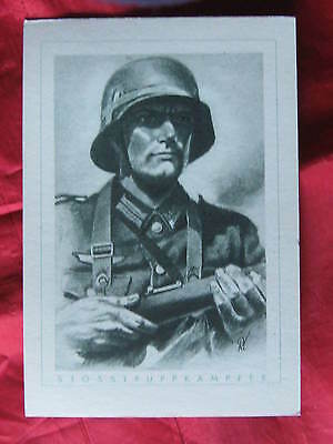 WWII  Old German  POSTCARD 1937 MINT (2)