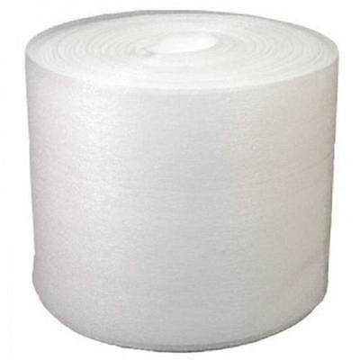 Uboxes FOAMSHEETS50 0.093 in. Thick Foam Wrap Roll 12 in. x 50 ft.