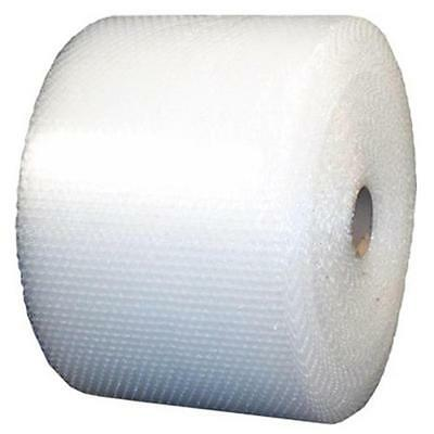 Uboxes Bubble Roll 12 in. x 50 ft. Small Wrap 0.19 in. Perforated Every 12 in.