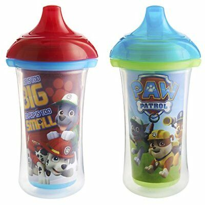 Munchkin Paw Patrol Click Lock Insulated Sippy Cup New