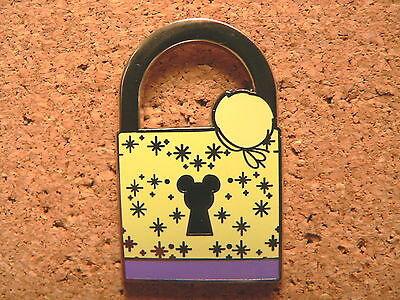 Tinker Bell Disney Pin - PWP Lock Collection