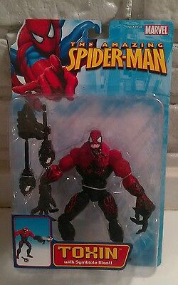 RARE Marvel Spider-Man Classics TOXIN misb COLLECTIBLE CONDITION Buy it Now!