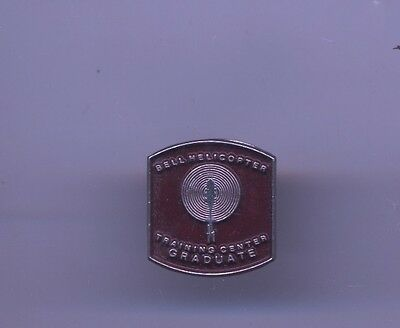 vintage Bell Helicopter Training center graduate Service PIN