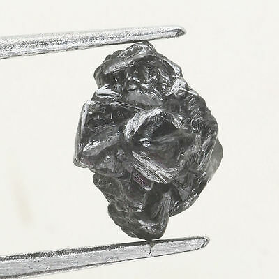 1.19 Ct Outstanding Natural Blackish Rough  Diamond For Jewelry africa loose