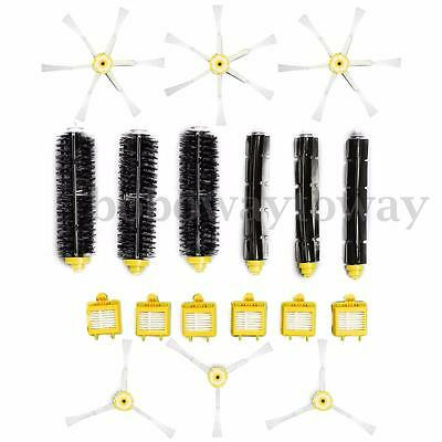 6 Armed Brush Filters Kit For iRobot Roomba Vacuum Part 700 Series 760 770 780