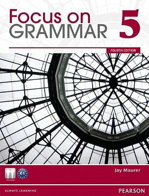 Value Pack Focus on Grammar 5 Student Book and Workbook (4th Edition) Anglais
