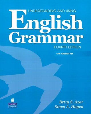 Understanding and Using English Grammar (with Answer Key and Audio CDs) 4 Broche
