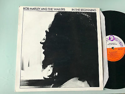 LP UK  Bob Marley And The Wailers – In The Beginning Label: Trojan Records –