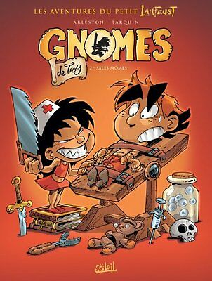 Gnomes de Troy, Tome 2 Sales Momes Soleil Productions Francais 48 pages Book