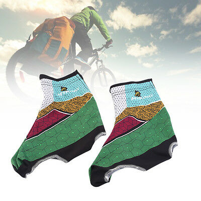 High Elastic Men Women COMPO Style Bicycle Road Anti Dust Shoes Cover XRAU