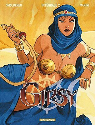 Gipsy - Integrales - tome 2 - Gipsy - Integrale T2 Dargaud GIPSY (INTEGRAL Book