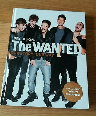 The wanted book