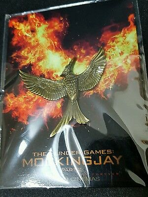 The Hunger Games Mockingjay Part 2 Pin - Loot Crate