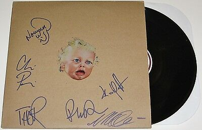 Swans Band Signed To Be Kind Lp Vinyl Record Album W/coa Autographed