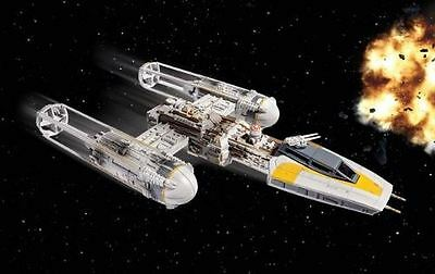 Revell Model Kit - Star Wars Rogue One Y-Wing Fighter - 1:72 Scale - 06699 - New