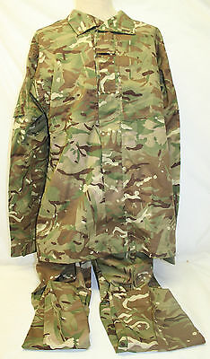 Genuine British Army XXXL MTP Lightweight Combat Shirt and Trouser Set Brand New