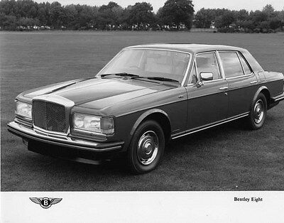 1984 Bentley Eight ORIGINAL Factory Photo ouc1500-Z5NZYW