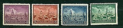 Generalgouvernement 92 - 95 , 600 Jahrer Stadt Lublin , ** , * , o ,
