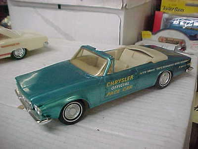 1963 Chrysler Indy Pace Car Convertible
