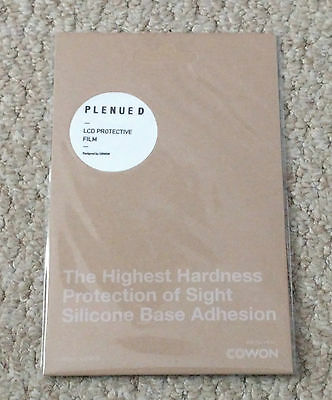 Genuine Cowon Plenue D Lcd Protective Film Screen Protector