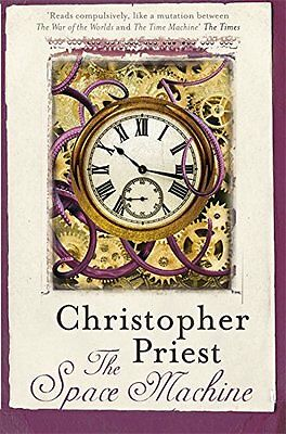 The Space Machine, Priest, Christopher, New condition, Book