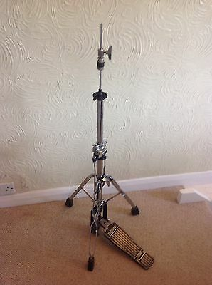 Hi-Hat Stand Remo Double Braced Heavy Duty.