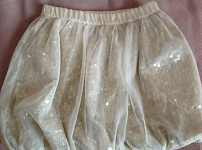 Gap Girls Sequin Party Skirt Age 4-5