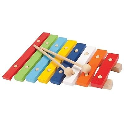 Performance Percussion Xylophone 8 Notes - Wood