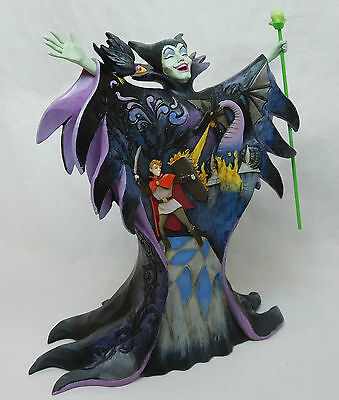 Enesco by TRaditions Figur Disney 4055439 Maleficent Malevolent Madness