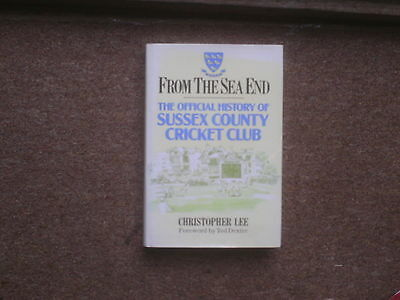 Official History of Sussex County Cricket Club