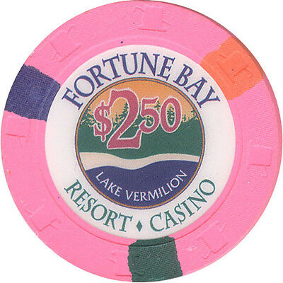 Fortune Bay Casino - $2.50 Casino Chip